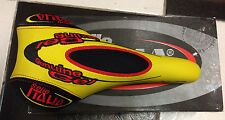 Sella bici Selle Italia X0 Manganese bike Saddle Seat fahrradsattle yellow