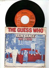 The Guess Who   -    Rain Dance