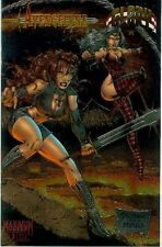 Avengelyne & Glory # 1 (of 1) (wraparound chromium cover) (USA, 1995)