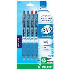 Pilot B2P - Bottle to Pen - Retractable Ball Point Pens (32811)