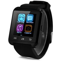 U8 Bluetooth Smart Watch Wrist Watches Phone For Android Samsung HTC iPhone Gift