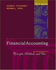 Financial Accounting : An Introduction to Concepts, Methods, and Uses by.VG
