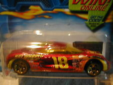 2002 MODEL SERIES N° 136 CHRYSLER THUNDERBOLT 1/64 HOT WHEELS IMPORT US