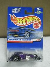 HOT WHEELS- HAMMERED COUPE- 2000 FIRST EDITIONS- NEW ON CARD- L149