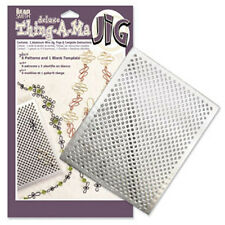 BEADSMITH THING-A-MA JIG DELUXE BEADING WIRE  WORKING KIT