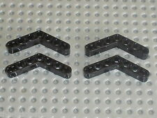 LEGO TECHNIC black beam liftarm bent ref 32348 / sets 8284 9731 8466 8145 8461