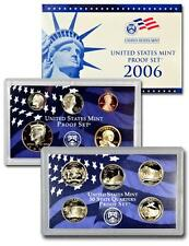 2006 United States US Mint 10pc Clad Proof Set SKU1452
