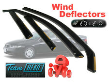 HONDA ACCORD  2003-2008 Wind Deflectors 4 pcs. Saloon  HEKO (17176)