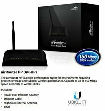 Ubiquiti AirRouter HP Indoor WiFi router Brand New!