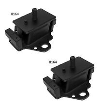 2 PCS Front Left & Right Motor Mount For 84-95 Toyota Pickup 2.4L EXC 2WD Diesel