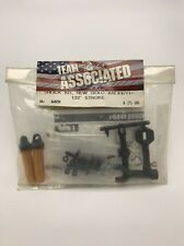 "Vintage Team Associated Rc10/Rc10T shock kit gold anodized 1.32"" stroke"