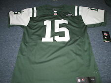 NWT NIKE NFL ON FIELD NEW YORK JETS TIM TEBOW SEWN JERSEY SIZE YOUTH XL (18/20)