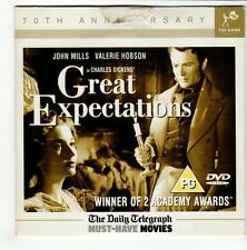 (GO566) Great Expectations - 2005 The Daily Telegraph DVD