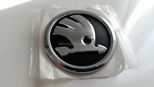 NEU SKODA Emblem Logo Octavia Fabia Felicia Roomster 80mm  5J0853621 / 1U0853621