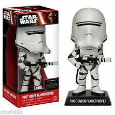 Bobble-head Star Wars VII First Order Flametrooper (Stormtrooper) 15 cm Funko