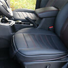 HOTSALE Universal Black Car Front Breathable PU leather Seat Cover  pad Cushion