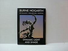 """Burne Hogarth Dynamic Drawing Series """"Dynamic Light And Shade"""" How to Book New"""