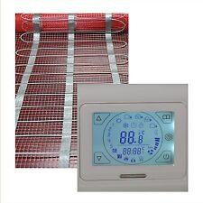 Riscaldamento Elettrico a Pavimento 5 mq con Regolatore Touch Screen HB 91-TS