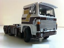 WSI TRUCK MODELS,SCANIA 111/141 6x2 SINGLE TRUCK,1:50