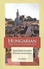 Hungarian Practical Dictionary: Hungarian-English/English-Hungarian (Hippocrene