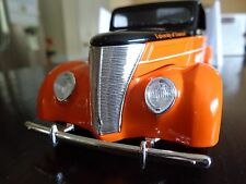 1937 FORD CONVERTIBLE TOP UP STREET ROD UT TENNESSEE VOLS LTD ED SPEC CAST 1/25