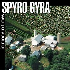 In Modern Times by Spyro Gyra (CD, May-2001, Telarc Distribution)