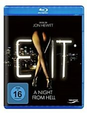 EXIT - A NIGHT FROM HELL BLU-RAY THRILLER NEU