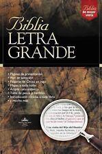 NEW - Biblia Letra Grande (Spanish Edition)