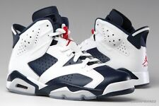 Air Jordan 6 Olympique Retro Size 9;9,5;10  Deadstock Size 7y (40);3,5;4y