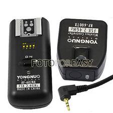 RF602 Wireless Flash Trigger Fr Canon EOS 60D 70D 60Da 550D 600D 650D 700D 1200D