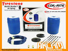 SSANG YONG MUSSO WAGON REAR FIRESTONE COIL RITE AIR SUSPENSION ASSIST BAGS