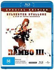 Rambo III [Special Edition] Blu-ray UNI