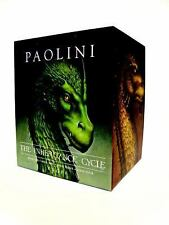 Inheritance Cycle 4-Book Hard Cover Boxed Set (Eragon, Eldest, Brisingr,...