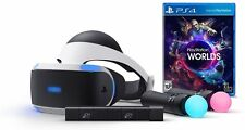 New Sony PlayStation VR Launch Bundle VR Headset