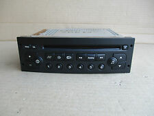 Citroen C2 C3 C8 Berlingo VDO RD3 Radio Stereo CD Player +FREE PROGRAMMING
