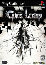 Used PS2 Chaos Legion Import Japan、