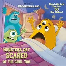 Monsters Get Scared of the Dark, Too by Melissa Lagonegro (Paperback /...