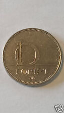 Hungary 10 forint coin 1993