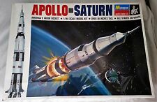 Monogram Apollo-Saturn 1/144 scale Vintage 1968 model kit SEALED!!