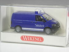 TOP: Wiking VW T5 Kasten des THW in OVP