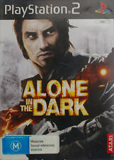Alone In The Dark Sony PS2 PlayStation 2 PAL Brand New