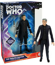 "Doctor Who 12th Doctor 5.5"" action figure - Black Shirt Exclusive Peter Capaldi"