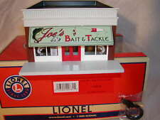 Lionel 6-82010 Joe's Bait & Tackle Shop Building O 027 MIB New 2014 Lighted