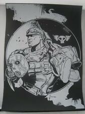 Borderlands 2 Roland Screenprint Poster Limited Collectors Lithograph Rare