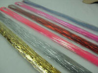"""300S 28"""" silk hair tinsel for human / feather hair extensions ,28 colors option"""