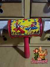 Vintage Circus Tin Noise Maker Life of the Party Products ✰Sarge & Red's✰