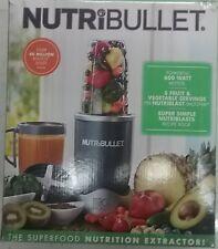 Nutribullet By Magic Bullet Blender Smoothie Maker Green Veggie 600 Watt Best