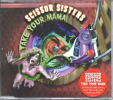 SCISSOR SISTERS - TAKE YOUR MAMA -  CD SINGLE