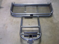 "CLUB CAR DS GOLF CART 16"" CLAYS BASKET WINCH PLATE GEAR OPEN RACK BRUSH GUARD"