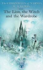 The Lion, the Witch, and the Wardrobe (Narnia Book 2) by C.S. Lewis PB.